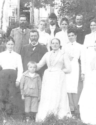 Lissow 2.9.1902, Muttels 50. Geburtstag